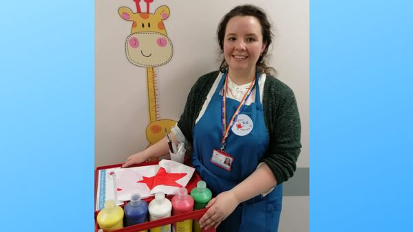 Meet Megan, one of our new Art Therapists in Newcastle